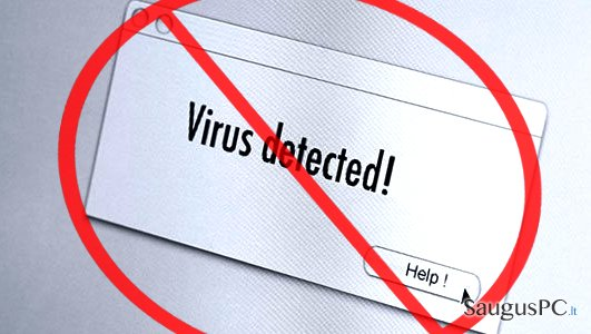 Kaip apsaugoti kompiuterį arba Android įrenginį nuo virusų? ekrano nuotrauka
