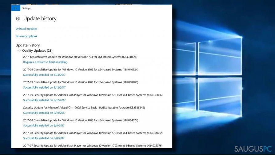 How to fix Windows Update error 0x80070bc2?