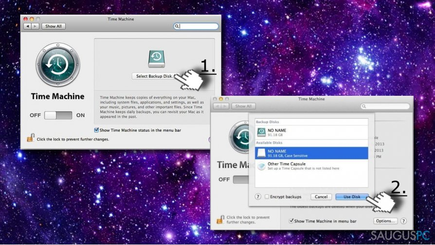 How to Restore Mac to the Earlier Date?