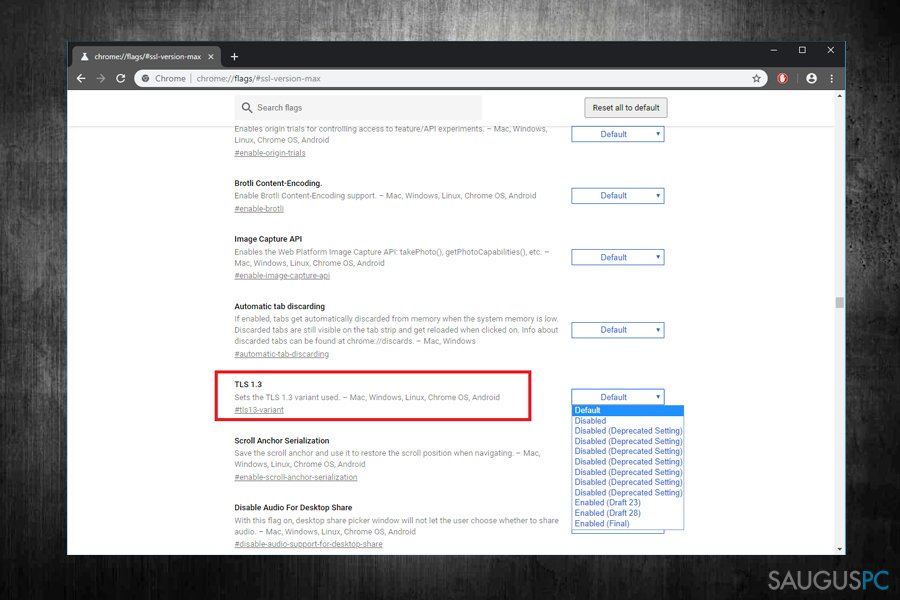 How To Fix ERR_SSL_VERSION_OR_CIPHER_MISMATCH Error?