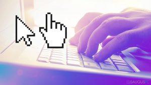 Kaip ištaisyti pradingstančio pelytės žymeklio problemą Windows 10 sistemoje?