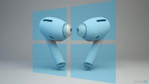 """Kaip ištaisyti blogą """"Airpods Pro"""" garso kokybę Windows sistemoje?"""