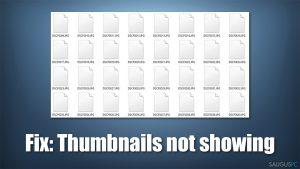 """""""Windows"""" nerodo nuotraukų miniatiūrų, kaip tai ištaisyti?"""