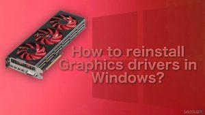 """Kaip iš naujo įdiegti grafikos tvarkykles """"Windows"""" kompiuteryje?"""