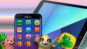 Kaip išjungti Kids Mode arba pašalinti programą iš Samsung Galaxy?