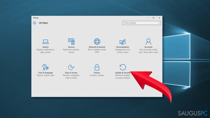 Pataisyk Windows 10 skaičiuotuvą