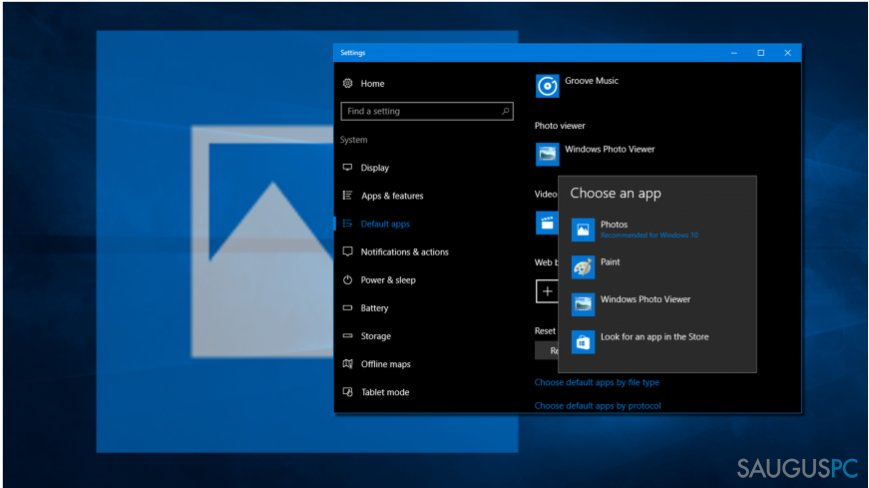 How to Fix Not Working Microsoft Photos App on Windows 10?