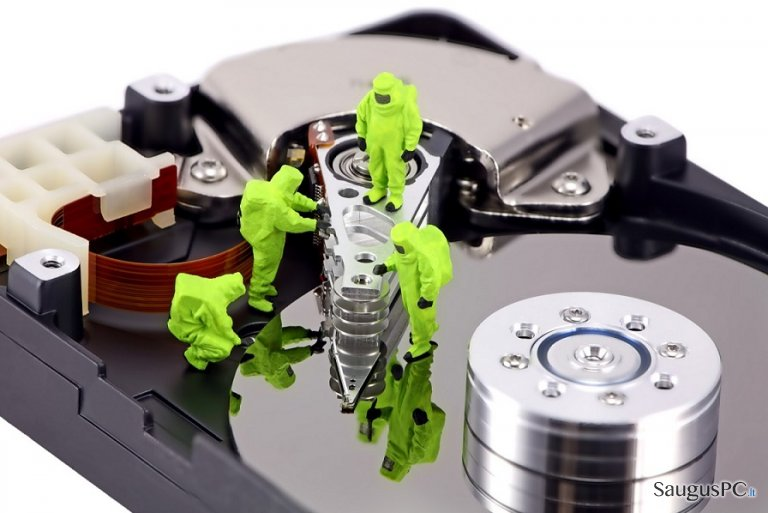 data from erased hard drive ekrano nuotrauka