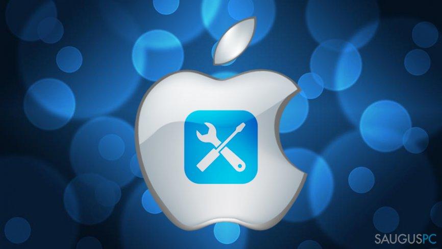 Kreipkitės į Apple Support