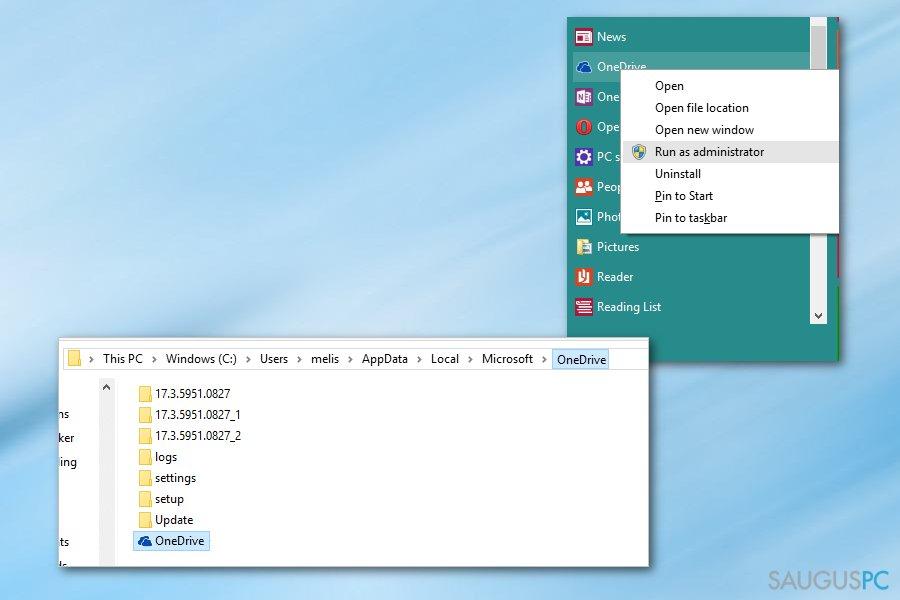 Steps to fix high CPU usage by Microsoft OneDrive Setup (OneDriveSetup.exe)