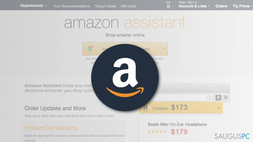 How to Uninstall Amazon Assistant?