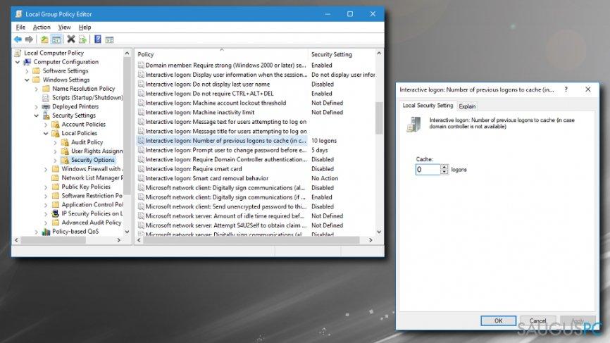 Windows įrenginių grupės